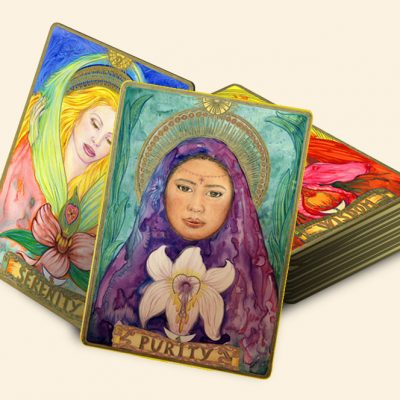 Adorata Madonna Devotional Cards