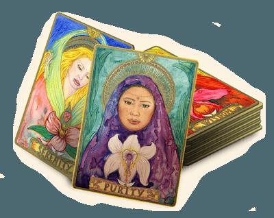 Sacred Madonna Cards