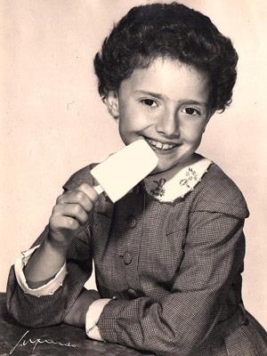 Young Tiziana DellaRovere